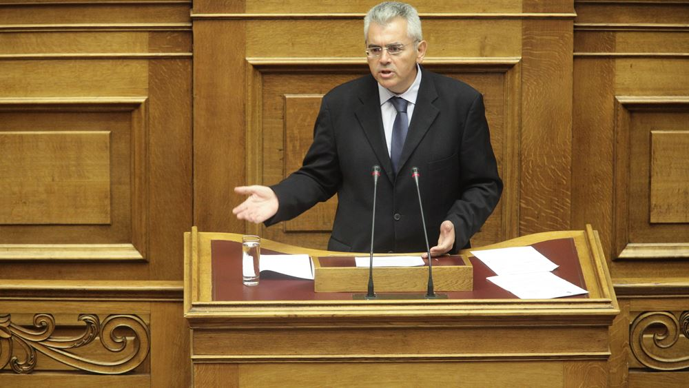 Μ.Χαρακόπουλος: Η Αστυνομία εγγυητής ενός συμβολαίου κοινωνικής ειρήνης