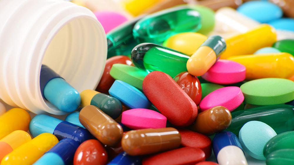 ΠΕΦ: Αυξήθηκαν κατά 59,7% οι εξαγωγές φαρμάκων το α' εξάμηνο