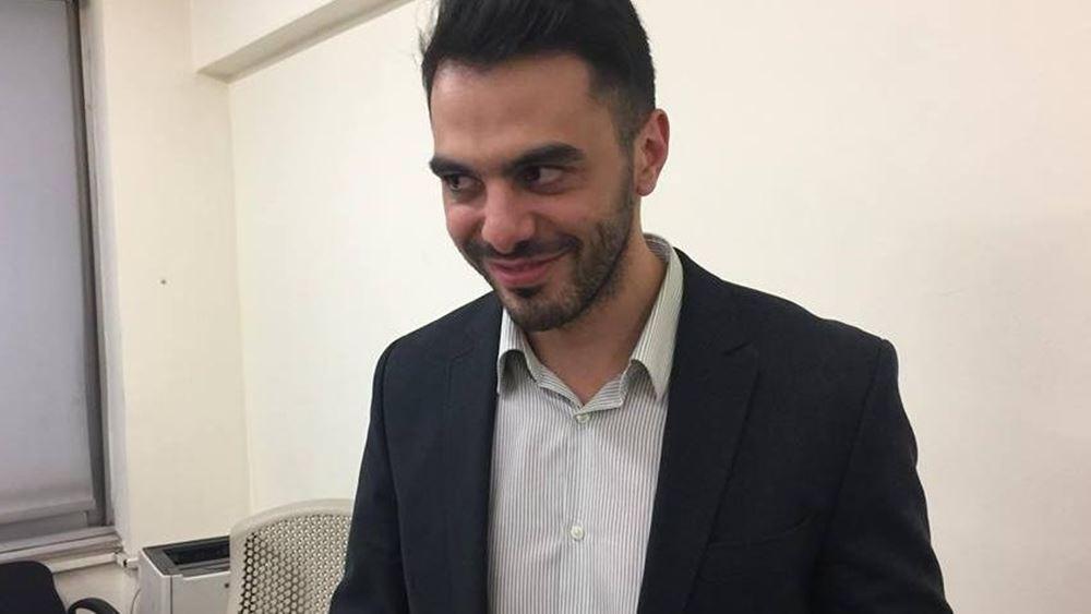 Μ. Χριστοδουλάκης: Πρώτος στόχος του ΚΙΝΑΛ ο καθορισμός της πολιτικής στρατηγικής απέναντι σε ΝΔ και ΣΥΡΙΖΑ