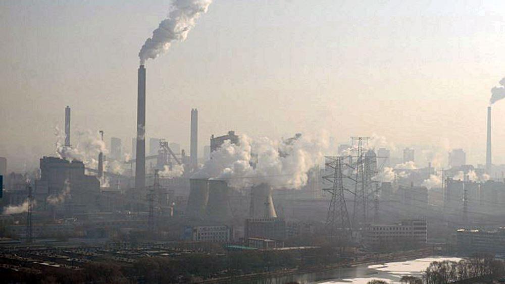 Κίνα: Επιτάχυνση της αύξησης στη βιομηχανική δραστηριότητα τον Νοέμβριο