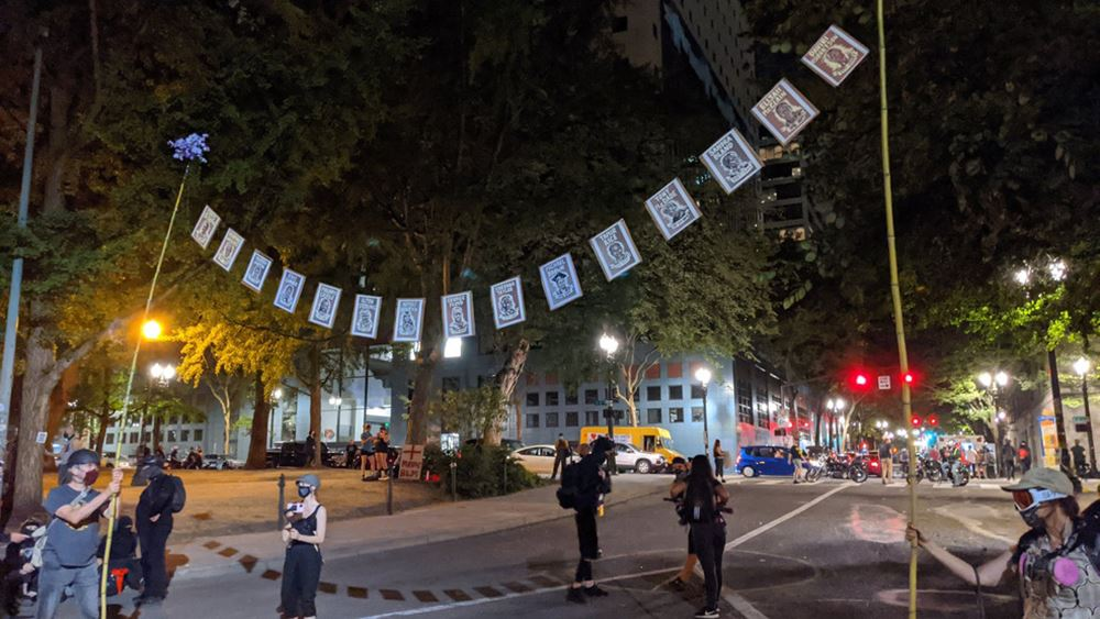 ΗΠΑ: Η αστυνομία κήρυξε κατάσταση ταραχών στο Πόρτλαντ