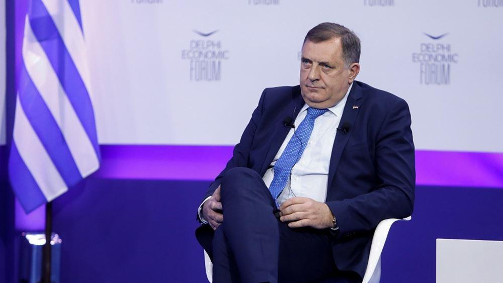 Dodik Πρόεδρος Συλλογικής Προεδρίας της Βοσνίας-Ερζεγοβίνης