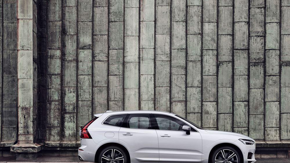Volvo: Νέες υβριδικές εκδόσεις για το XC60