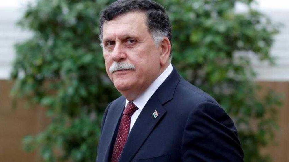 Σάρατζ: Να αναπτυχθεί διεθνής δύναμη προστασίας στη Λιβύη