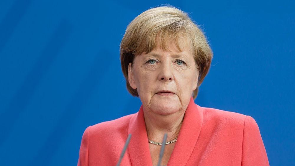 'Μέρκελ - Η καγκελάριος των παγκόσμιων κρίσεων'