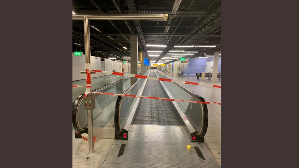 """""""False alarm"""" στο αεροδρόμιο Σίπχολ: """"Γκάφα"""" του πιλότου η κατάσταση αεροπειρατείας"""