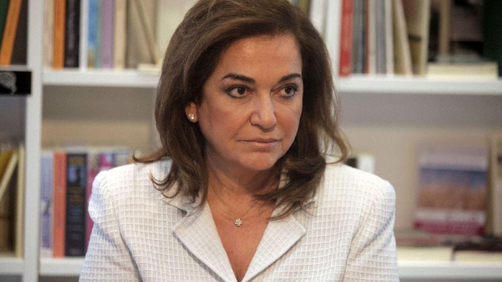Ντ. Μπακογιάννη για Κουφοντίνα: Επί κυβερνήσεως Τσίπρα η Δημοκρατία εκβιάζεται και τρομοκρατείται