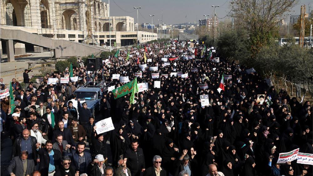 """Ιρανοί με γερμανικά και τουρκικά διαβατήρια συνελήφθησαν ως """"οργανωτές"""" των διαδηλώσεων στο Ιράν"""