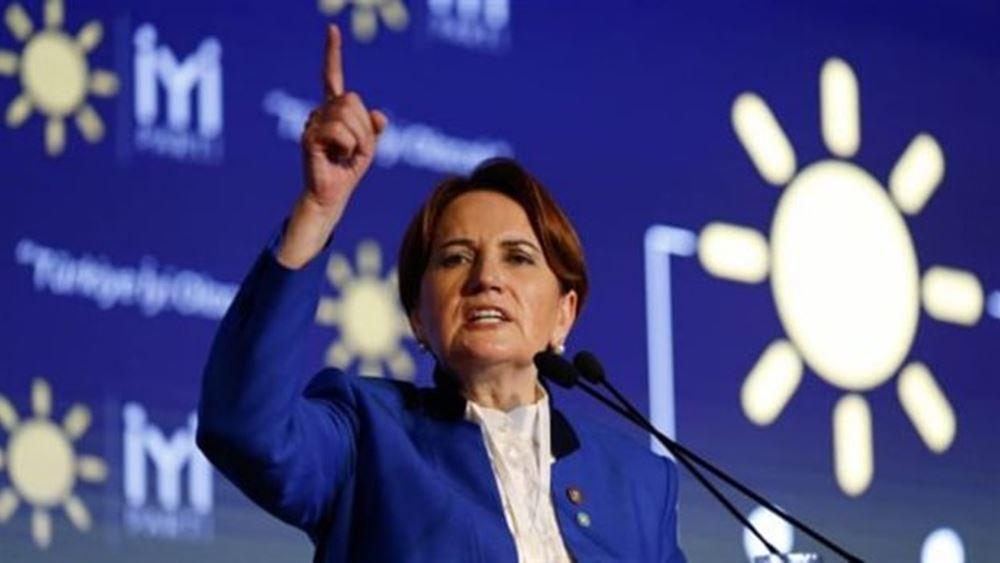 """Επίθεση Ακσενέρ στον Κ. Μητσοτάκη: """"Σας περιμένουμε...στην Κύπρο"""""""