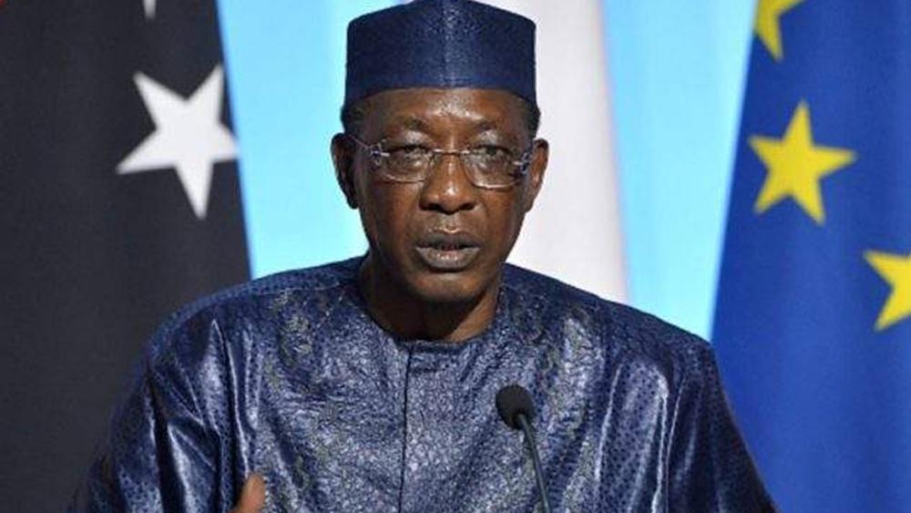 Ιντρίς Ντεμπί πρόεδρος Τσαντ