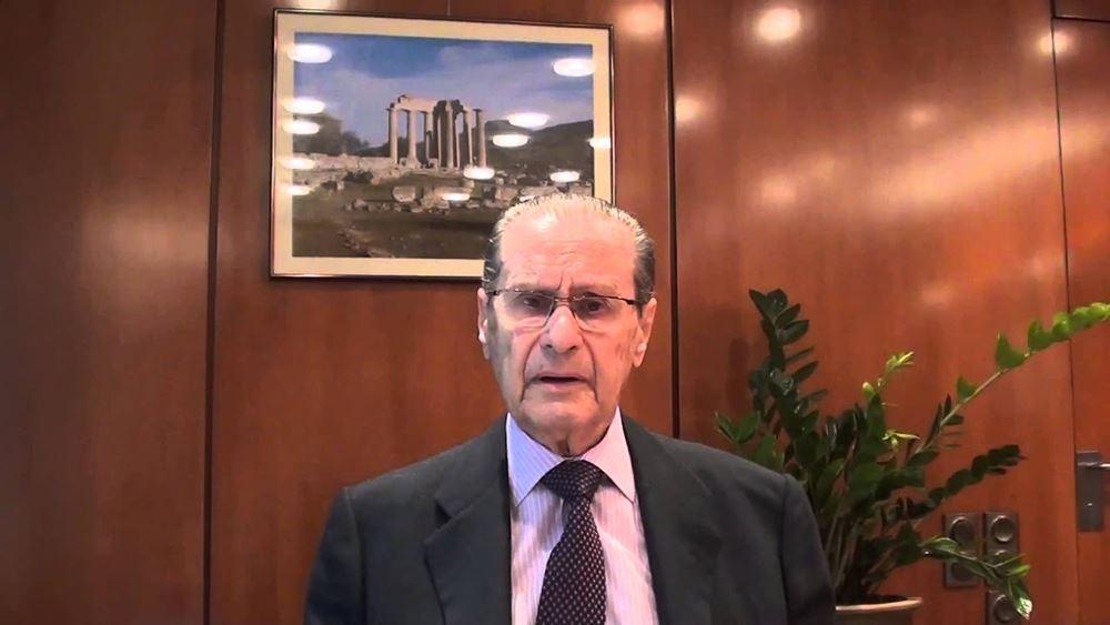 Απεβίωσε ο Θεόδωρος Παπαλεξόπουλος, εμβληματική ηγετική μορφή της Τιτάν