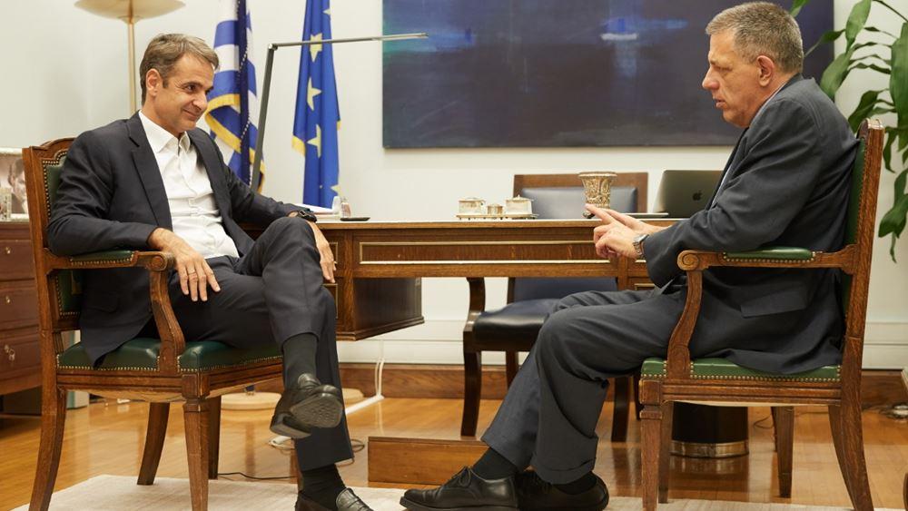 Τον Ν. Ταχιάο στηρίζει για δήμαρχο Θεσσαλονίκης η ΝΔ