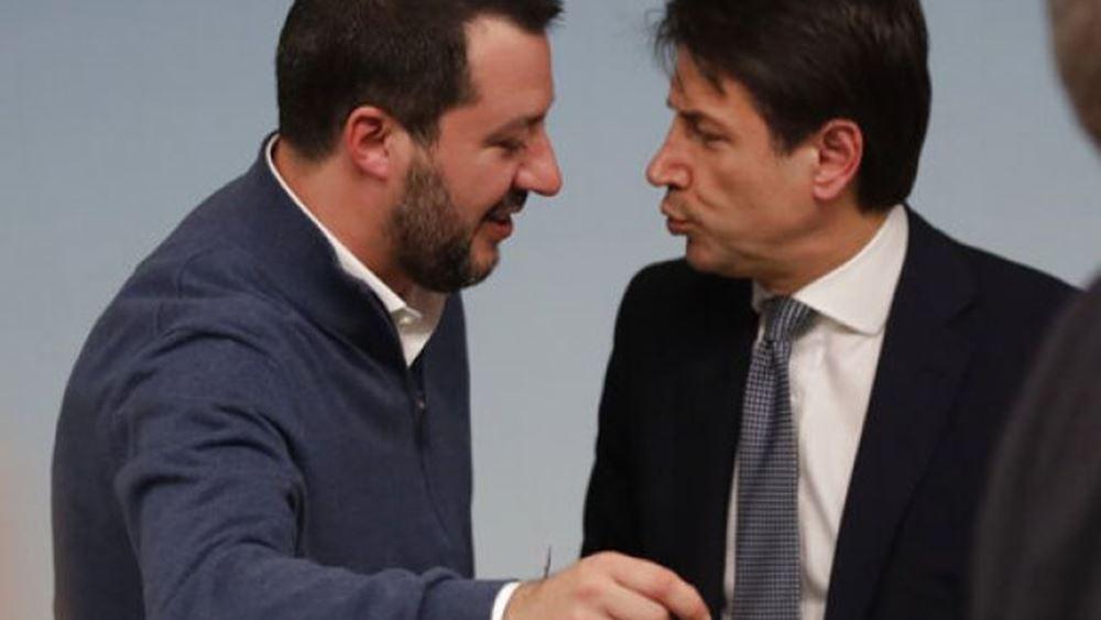 Λ. Ντι Μάιο: Ο Σαλβίνι έχει μετανιώσει, όμως τώρα έχει γίνει η ομελέτα