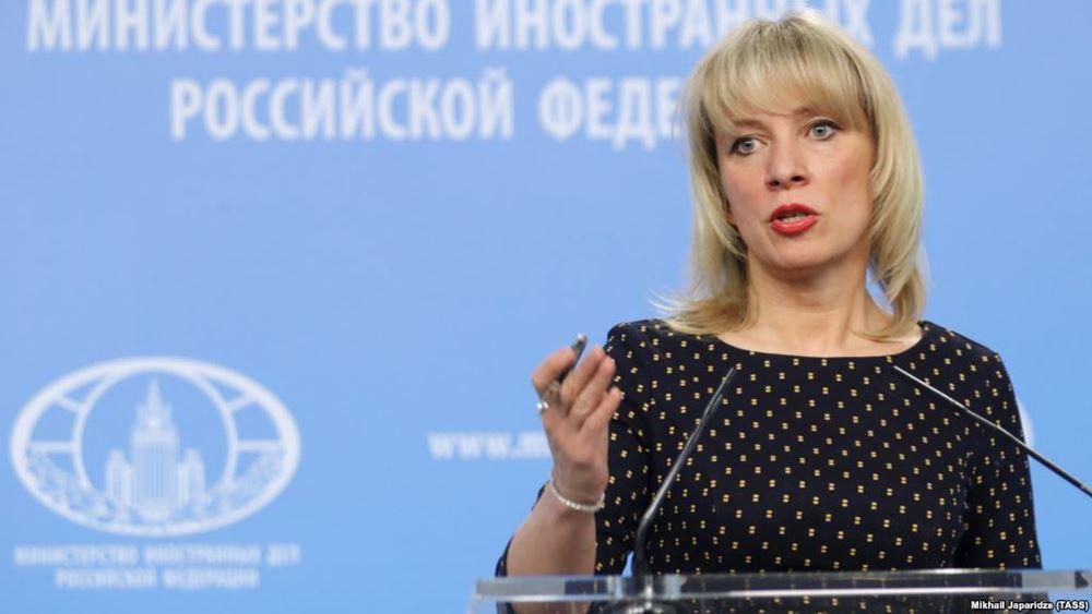 """Ρωσία: """"Προκλητική"""" η θεωρία ότι εκμεταλλευόμαστε τη διαμάχη στην Ανατολική Μεσόγειο"""