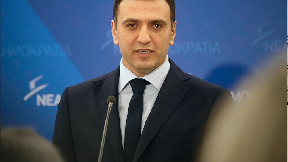 Β. Κικίλιας: Η ΝΔ θα επαναφέρει την ασφάλεια στις γειτονιές της Αθήνας