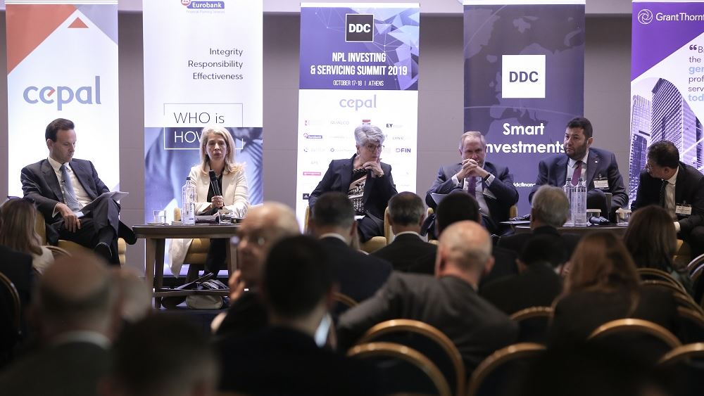 Τα ελληνικά NPLs στο επίκεντρο του συνεδρίου της DDC για τα κόκκινα δάνεια