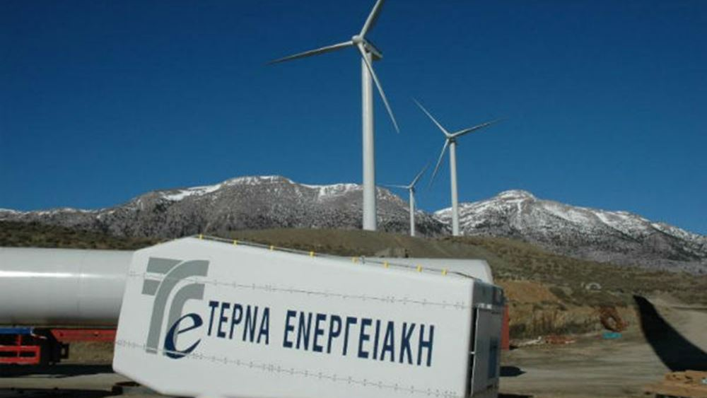 Πλώρη για εγκατεστημένη ισχύ ΑΠΕ 2,8GW βάζει η ΤΕΡΝΑ Ενεργειακή
