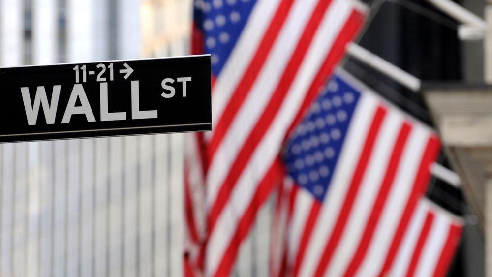 Πτωτικές τάσεις στην Wall, με φόντο ανεργία και σχέσεις ΗΠΑ - Κίνας