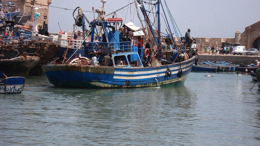 Μαρόκο: Δύο ψαράδες πνίγηκαν, άλλοι 14 αγνοούνται μετά τη βύθιση αλιευτικού