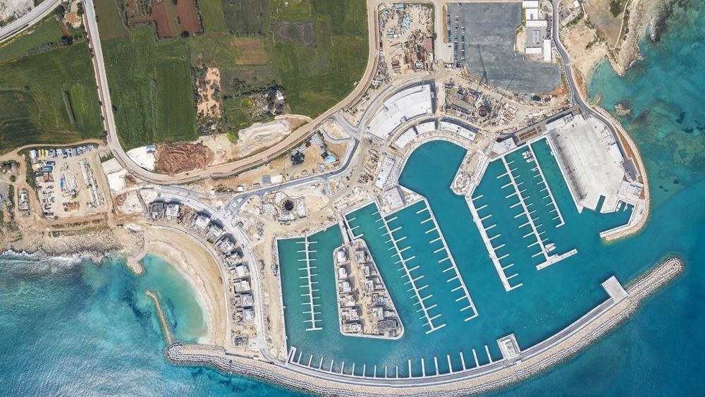 ΤΕΡΝΑ: Παραδόθηκε η πρώτη φάση της ανάπτυξης της Μαρίνας Αγίας Νάπας στην Κύπρο