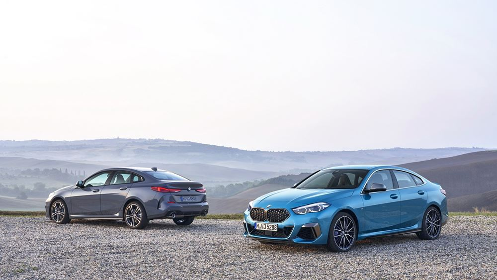 Νέα BMW 2 Series Gran Coupe (vid.)
