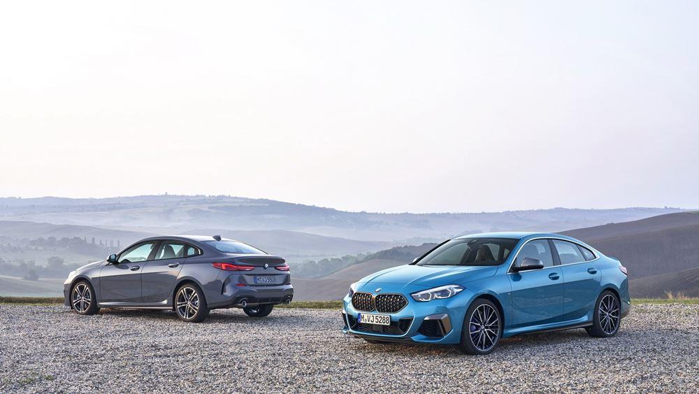 Νέα BMW 2 Series Gran Coupe (vid.)