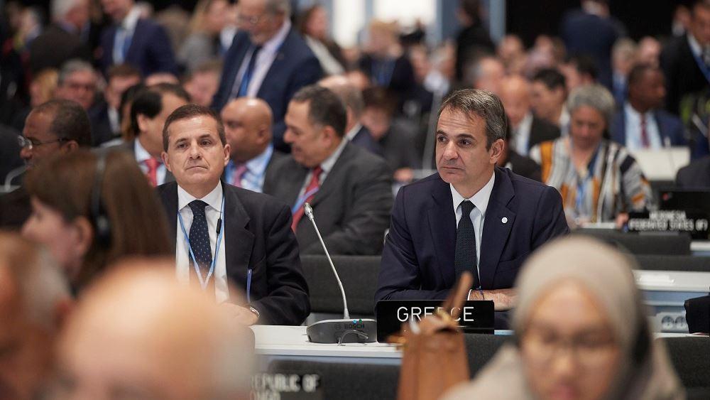 Μητσοτάκης: Οι κινήσεις της Τουρκίας υπονομεύουν τις πολιτικές αξιοποίησης νέων κοιτασμάτων