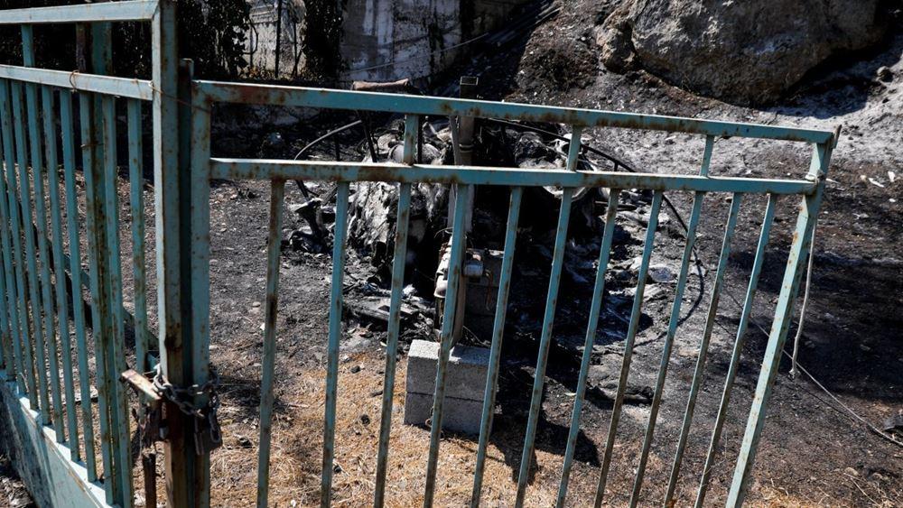 Υπ. Υποδομών: Πώς εξελίσσονται οι εντατικοί έλεγχοι κτηρίωνστις πληγείσες περιοχές από τις πυρκαγιές