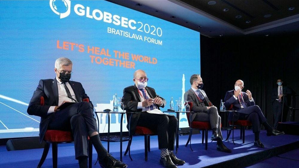 Ν. Δένδιας: Η ΕΕ δεν έχει φτάσει ακόμη στο σημείο να έχει μια κοινή εξωτερική πολιτική