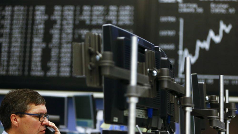 """""""Στο κόκκινο"""" οι ευρωαγορές με αρνητική ώθηση... Apple"""