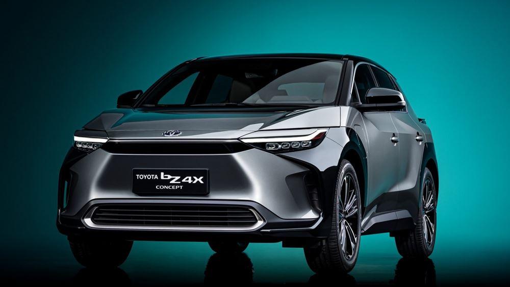 Το ηλεκτρικό Toyota bZ4X Concept