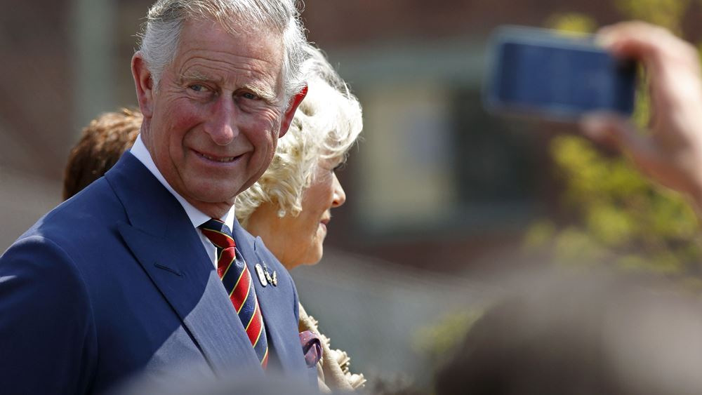 Στην Αθήνα ο πρίγκιπας της Ουαλίας Κάρολος και η δούκισσα της Κορνουάλης
