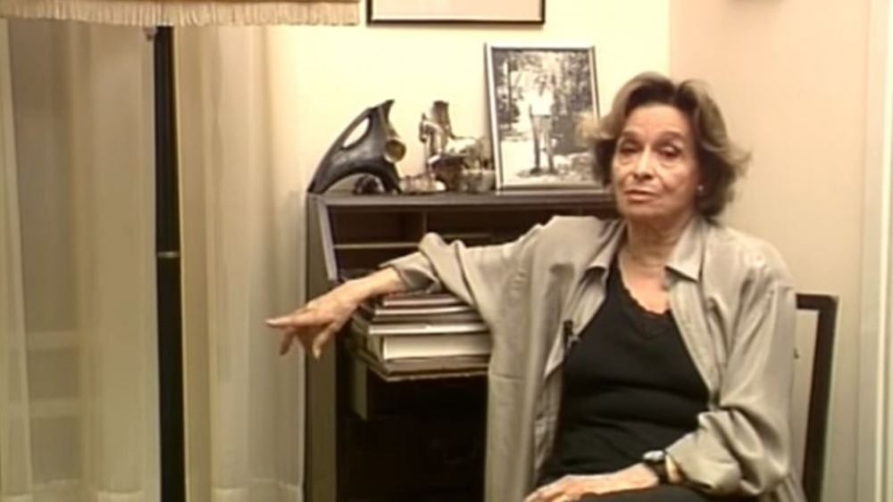 Υπ. Πολιτισμού: Συλλυπητήρια για τον θάνατο της ηθοποιού Τιτίκας Νικηφοράκη