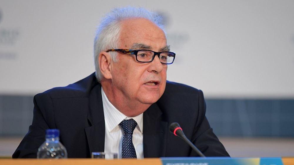 Ε. Τσοτσορός: Ενθαρρυντικές οι εκτιμήσεις για υδρογονάνθρακες στην Κρήτη