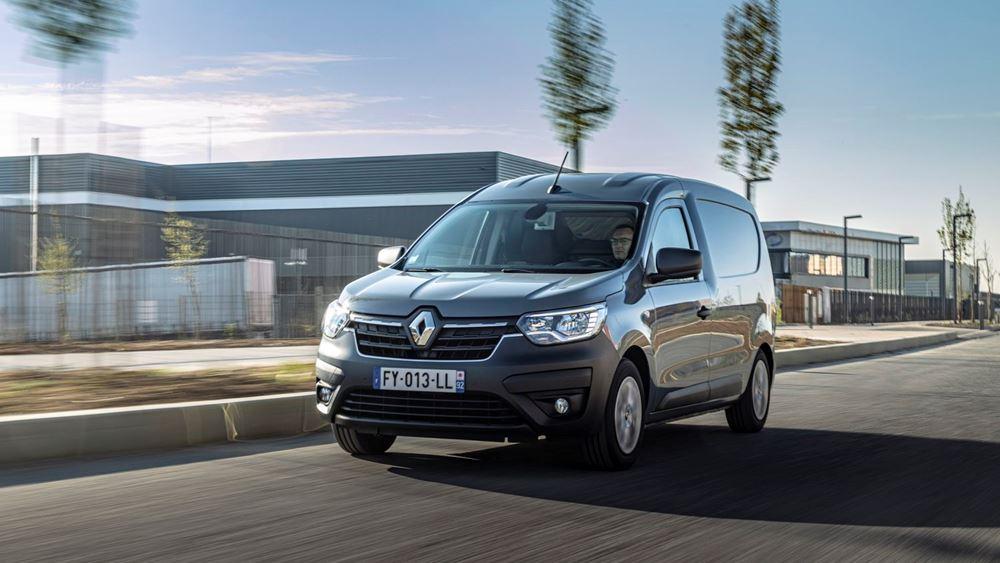 Πρεμιέρα για το νέο Renault Express Van