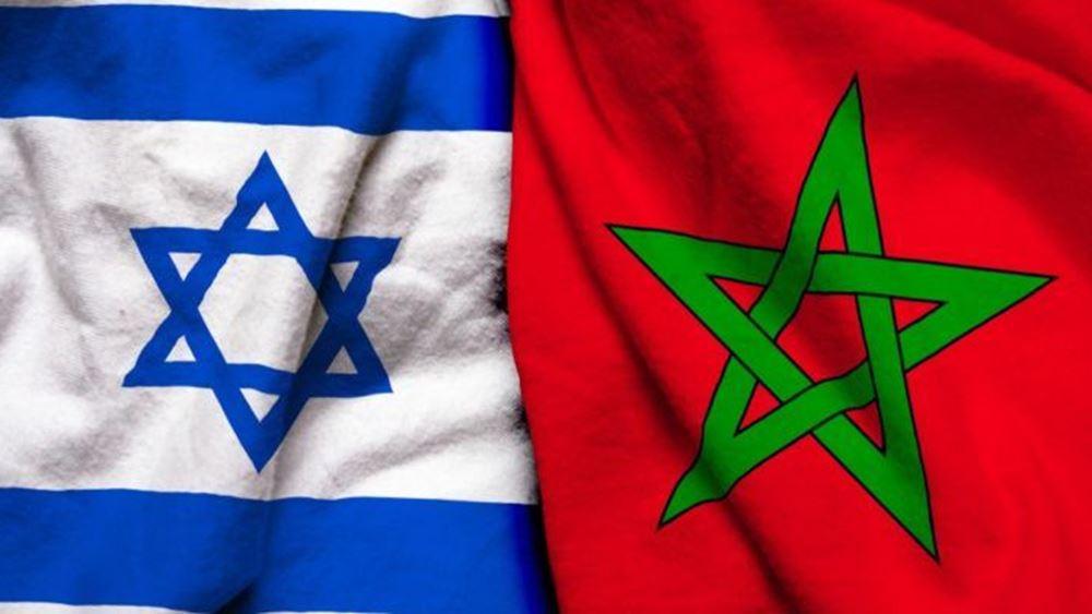 Ισραήλ και Μαρόκο συμφώνησαν στην εξομάλυνση των σχέσεων τους, ανακοίνωσε ο Τραμπ