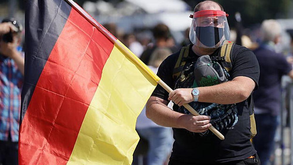 Γερμανία: 2.153 κρούσματα μόλυνσης από τον κορονοϊό, 15 θάνατοι εξαιτίας του κορονοϊού σε 24 ώρες