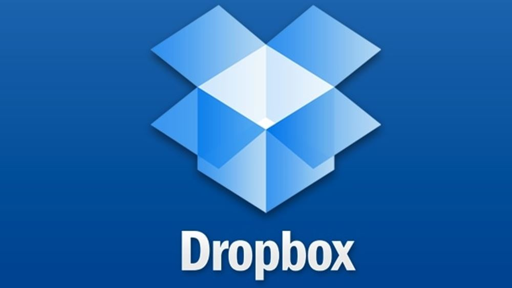 "Dropbox: Καλύτερα των εκτιμήσεων τα μεγέθη τριμήνου -με ""άλμα"" 17% αντιδρά η μετοχή"