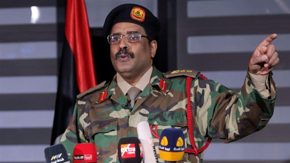 Οι δυνάμεις της ανατολικής Λιβύης ανακοίνωσαν ότι αναχαίτισαν ένα τουρκικό πλοίο