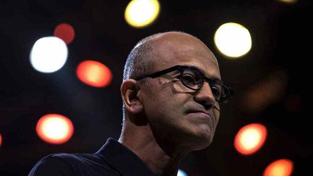 O CEO της Microsoft μιλάει για τον ρόλο της τεχνολογίας στη νέα πραγματικότητα μετά τον κορονοϊό