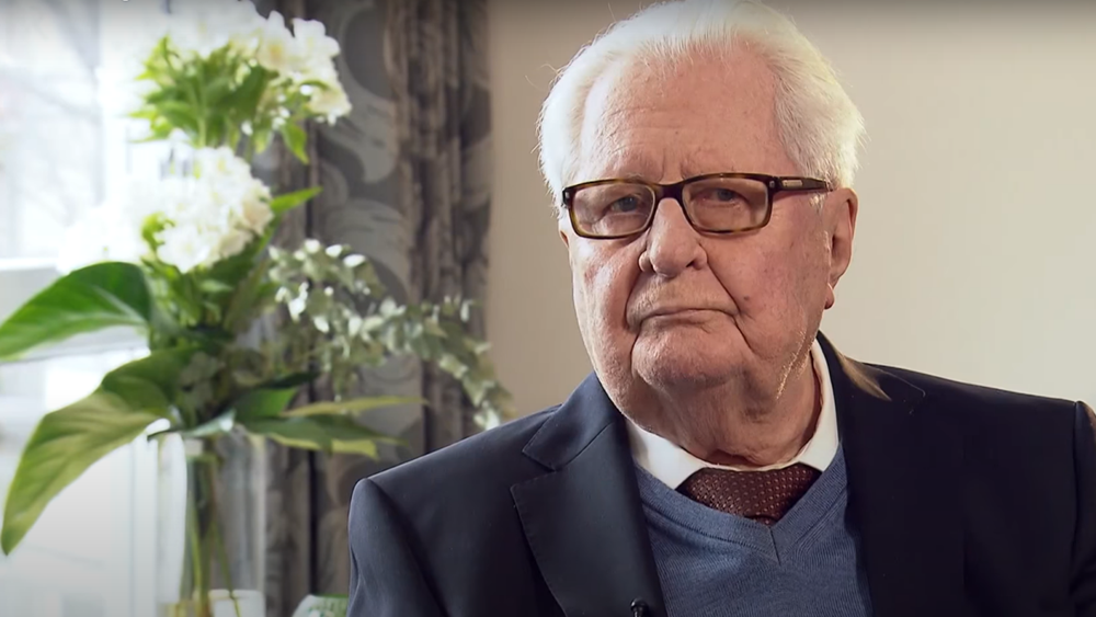 Γερμανία: Απεβίωσε ο πρώην πρόεδρος του SPD Χανς - Γιόχεν Φόγκελ