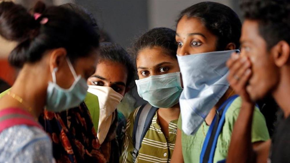 Ινδία: Ξεπέρασαν τα 100.000 τα κρούσματα μόλυνσης από τον κορονοϊό
