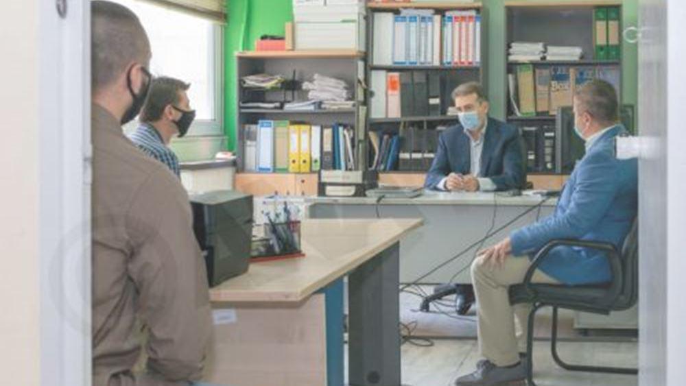 Χρυσοχοΐδης: Εφαρμόζεται σχέδιο που προβλέπει πλέγμα αστυνόμευσης από πεζές και εποχούμενες περιπολίες