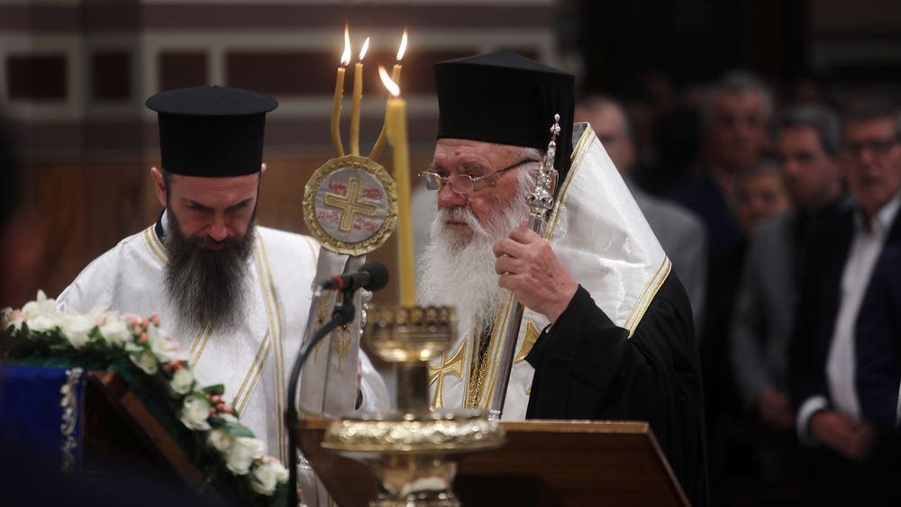 Αρχιεπίσκοπος Ιερώνυμος: Απόψε προσευχηθήκαμε για να μην εξαπλωθεί η βαρβαρότητα