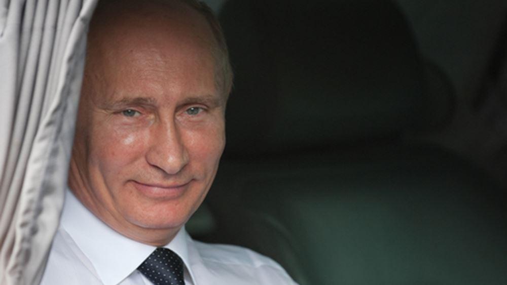 Κρεμλίνο: Ο Πούτιν δεν χρειάζεται να κάνει τέστ κορονοϊού, καθώς είναι υγιής και δεν παρουσιάζει συμπτώματα