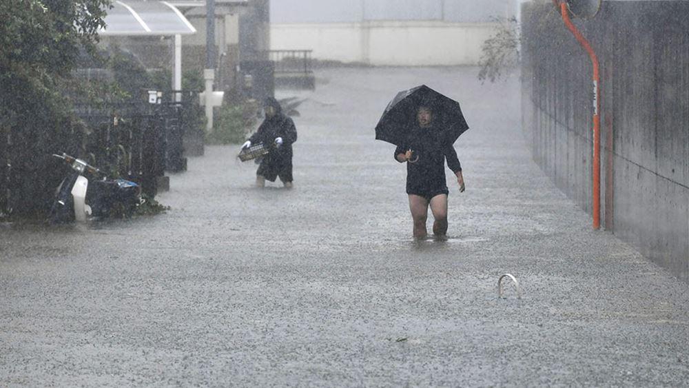 ΗΠΑ: Τις νοτιοανατολικές ακτές της χώρας πλήττει ο κυκλώνας Σάλι