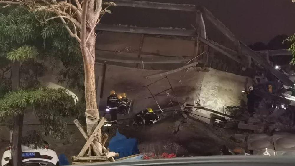 Κίνα: Στους 18 οι νεκροί από την κατάρρευση ξενοδοχείου όπου φιλοξενούνταν πιθανά κρούσματα κοροναϊού