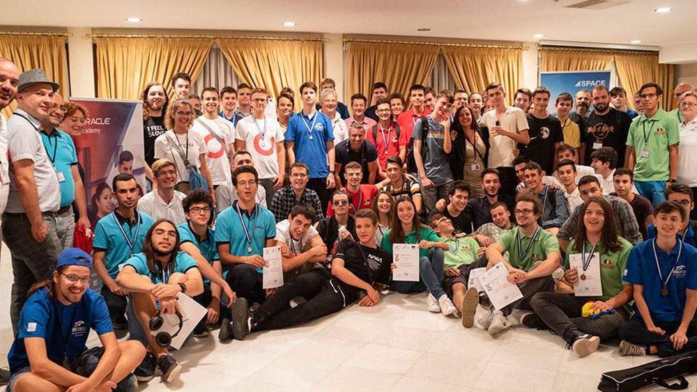 Δύο μετάλλια για την Ελλάδα στη Βαλκανική Ολυμπιάδα Πληροφορικής της Αθήνας