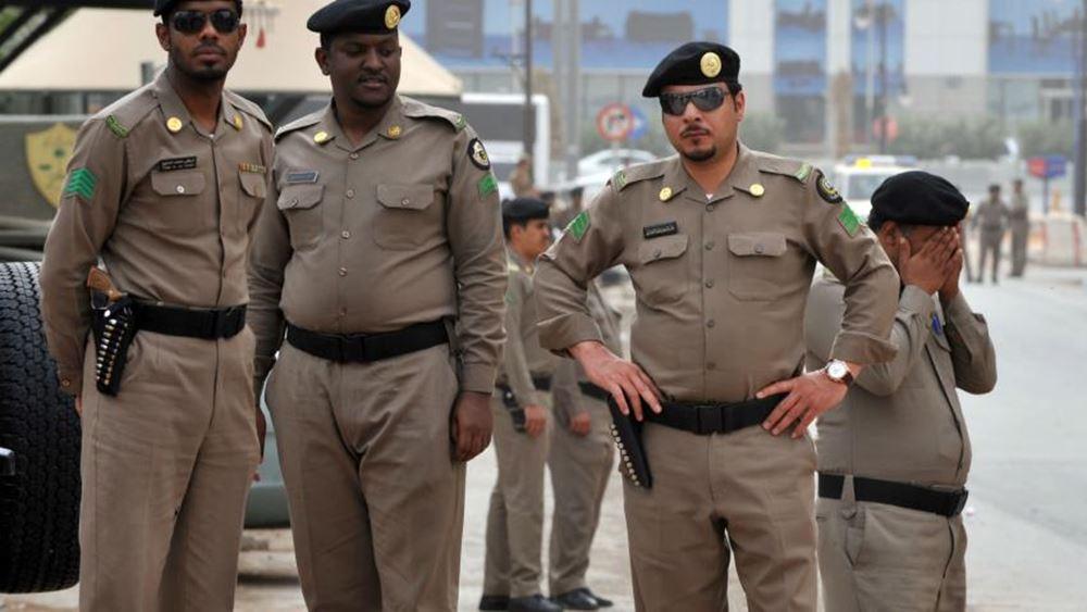 Σ. Αραβία: Εξουδετερώθηκαν δύο άντρες που σχεδίαζαν τρομοκρατική επιχείρηση