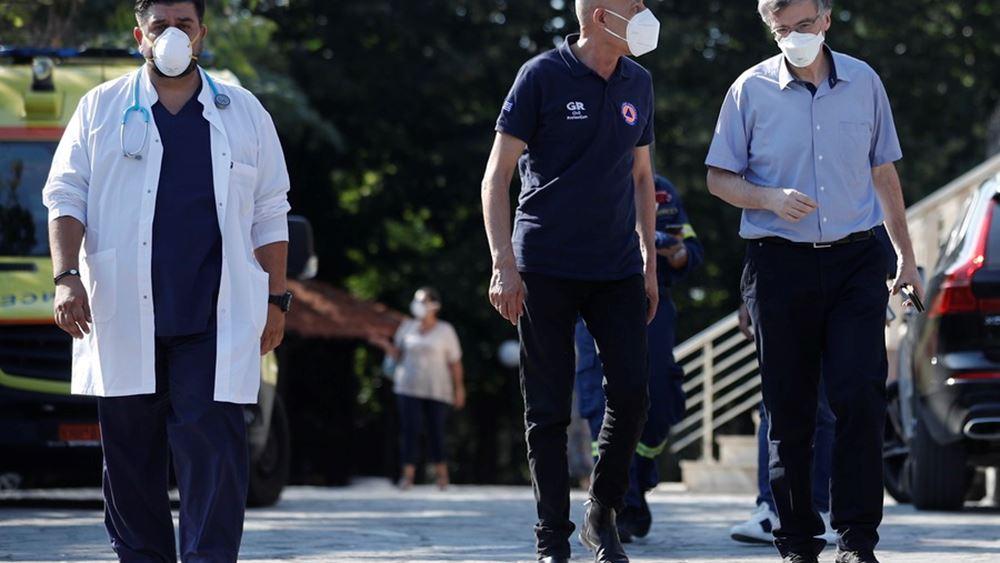 Εκτινάχθηκαν τα κρούσματα: Ακόμα 262 τις τελευταίες 24 ώρες - Δύο νέοι θάνατοι από κορονοϊό